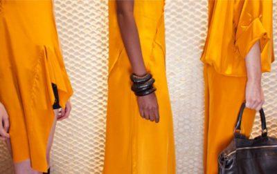 Amarelo ocre: Uma | Raquel Davidowicz (Foto: Marcelo Salvador)